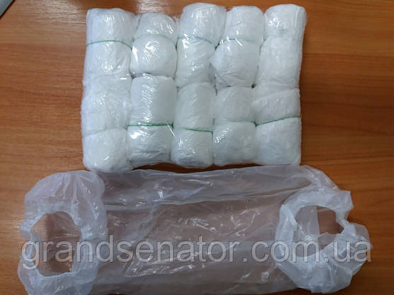 Нарукавники полиэтиленовые - 0.29 грн - 1 шт (россыпью), фото 3