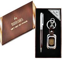 Подарочный набор Moongrass 2в1 брелок Украина/ручка RJ-7280