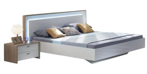 """Кровать с подсветкой """"Верона"""" TM Embawood"""