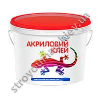 КЛЕЙ АКРИЛОВЫЙ 1 кг (универсальный ремонтно-монтажный) ПОЛИМИН
