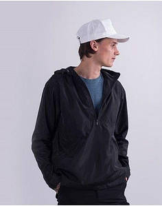 Анорак куртка вітровка Escape - Classic черная (мужская/чоловіча)