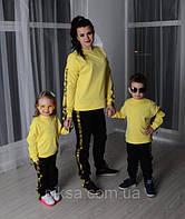 Family look ( парная одежда детям и взрослым ) одинаковая одежда мама+дочка, мама+сын