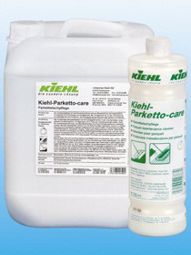 Моющее средство для ламината, паркета Kiehl-Parketto-care, паркетто-кеа 5л