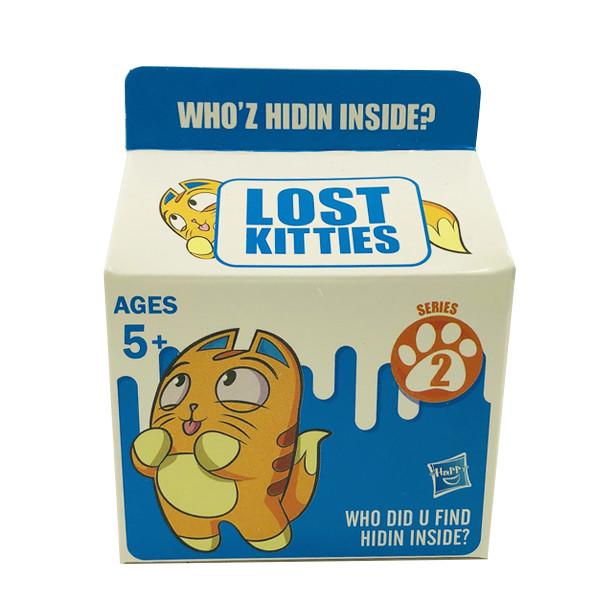 Игровой набор Lost Kitties 1 Котик в молоке 2-й серии