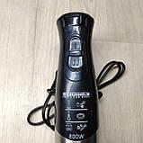Погружной блендер Grunhelm 800 Вт, фото 6