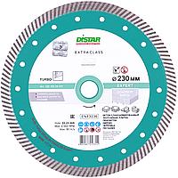 Круг алмазный Distar Turbo Expert 230 мм отрезной диск по бетону для УШМ (10215026011)