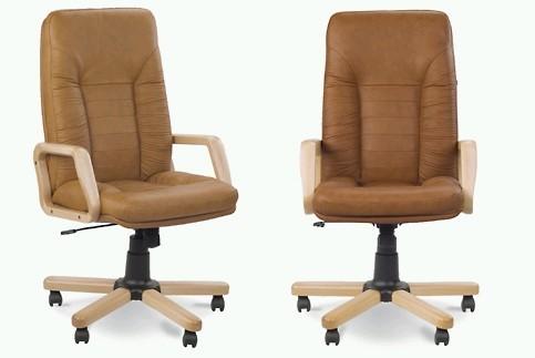 Кресло кожаное для руководителя  «Tango Extra» SP