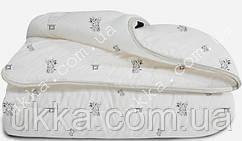 Полуторное одеяло Бамбук с бамбуковым волокном экспортный вариант Теп