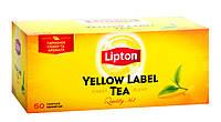 Чай пакетований чорний LIPTON Yellow Label 50 х 2 г