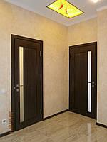 Двери межкомнатные деревянные (ясень)