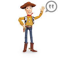 Говорящая кукла Шериф Вуди История Игрушек Дисней Woody Talking Action Figure Disney, фото 1