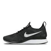 Мужские кроссовки Nike Air Zoom Mariah Flyknit Racer (Black / White — Dark Grey)