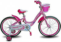 Велосипед Vogue and Classic CROSSRIDE 16 Рожевий