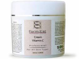Зволожуючий крем з вітаміном с - Vitamin C Cream, 250мл