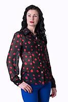 Блуза прямого силуэта, фото 1