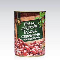 Консервированная фасоль Nasza Spizarnia Fasola в ассортименте 400 g