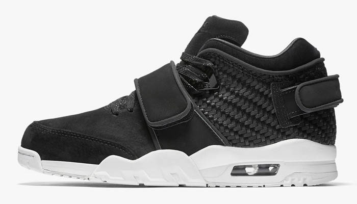 Мужские кроссовки Nike Air Trainer Cruz Black White, фото 2