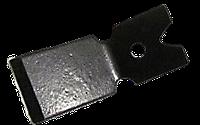 Нож на защиту косы