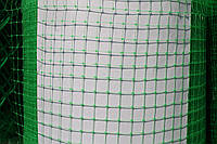 Садовая сетка, решетка У-22 (зеленая,черная,размер ячейки 22*35), 2*100м