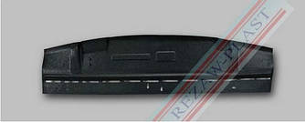 Захист під бампер на Renault Trafic 2001-> 1.9 dCi — Rezaw-Plast (Польща) - RP151007