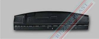 Защита под бампер на Renault Trafic  2001-> 1.9dCi —  Rezaw-Plast  (Польша) - RP151007