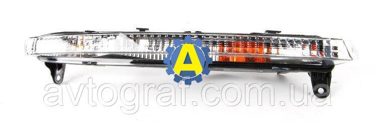 Фара дневного света левая и правая на Ауди Q7 (Audi Q7) 2005-2009