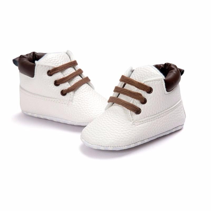 Пинетки-ботинки для мальчика  12 см.