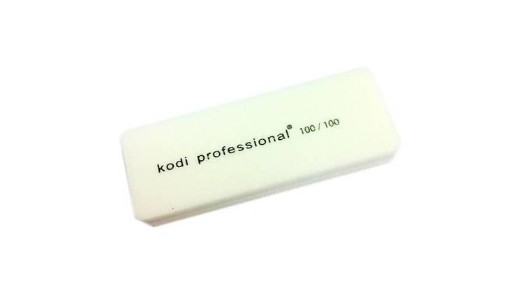 Профессиональный бафик KODI 100/100 MINI (белый), фото 2