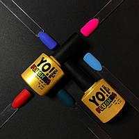 Матовый топ PLUSHKA от Yo!Nails