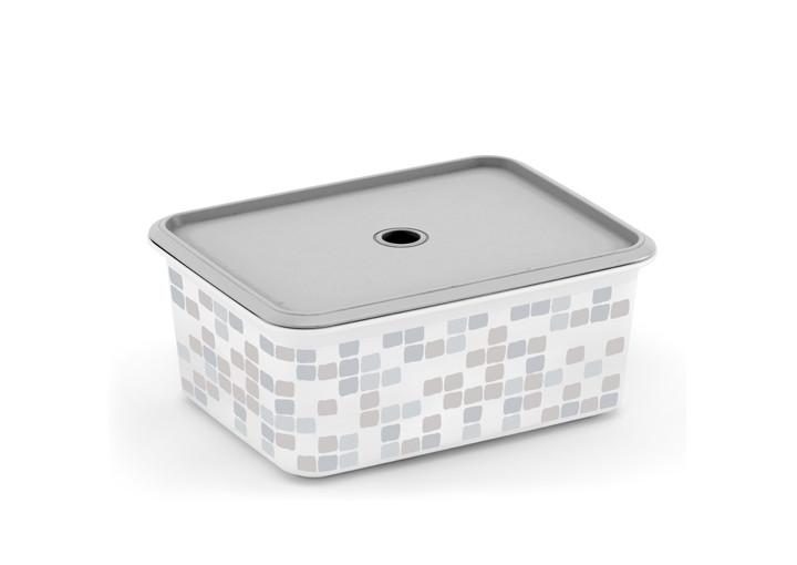 """Контейнер для хранения KIS """"Chic Box Style Plus M"""" 8080100"""