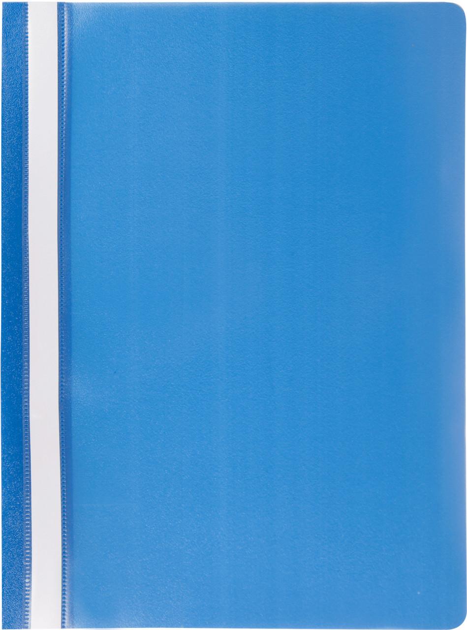Скоросшиватель Buromax А4 Jobmax PP синий BM.3313-02