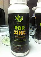 Удобрение БорЦинк для гидропоники и листовой подкормки, 1л, Турция