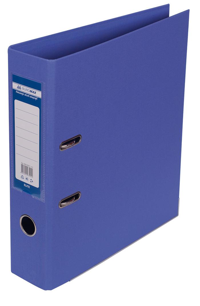Регистратор 7 см Buromax PP А4 двухсторонняя фиолетовый (BM.3001-07c)
