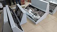 Вытяжной зонт пристенный нержавеющий  600х800