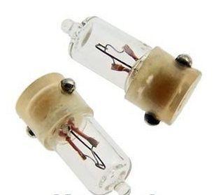 Лампа накаливания сверхминиатюрная СМН 9-60 спец.