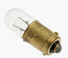 Лампа СМ 28-4,8 B9s/14