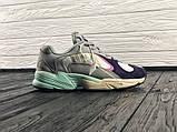 Женские кроссовки в стиле Adidas Yung 1, женские весенние кроссовки Адидас Янг 1 (Реплика ААА), фото 4