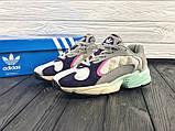 Женские кроссовки в стиле Adidas Yung 1, женские весенние кроссовки Адидас Янг 1 (Реплика ААА), фото 3