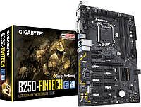 Материнская плата GIGABYTE GA-B250-FinTech