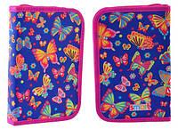Пенал-книжка Smart 1 отд. 1 отв. HP-03 Butterfly dance 532051