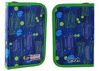 Пенал-книжка Smart 1 отд. 1 отв. HP-03 Galaxy 532077