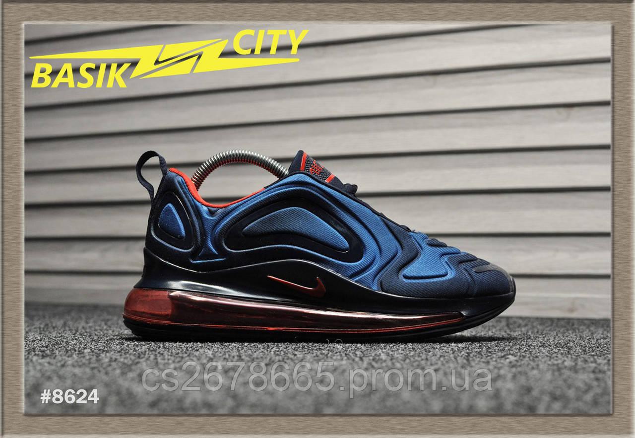 Мужские кроссовки Nike Air Max 720 Aqua Blue