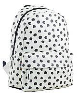 Рюкзак молодежный Yes Weekend ST-28 Black dots 554968