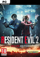 RESIDENT EVIL 2 Deluxe Edition - (PC | STEAM KEY)