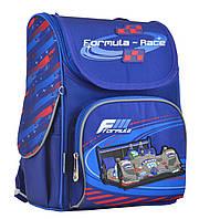 Рюкзак школьный 1 Вересня каркасный отд. для ноутбука Formula-race 555142