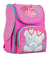 Рюкзак школьный 1 Вересня каркасный отд. для ноутбука MeToYou 555170