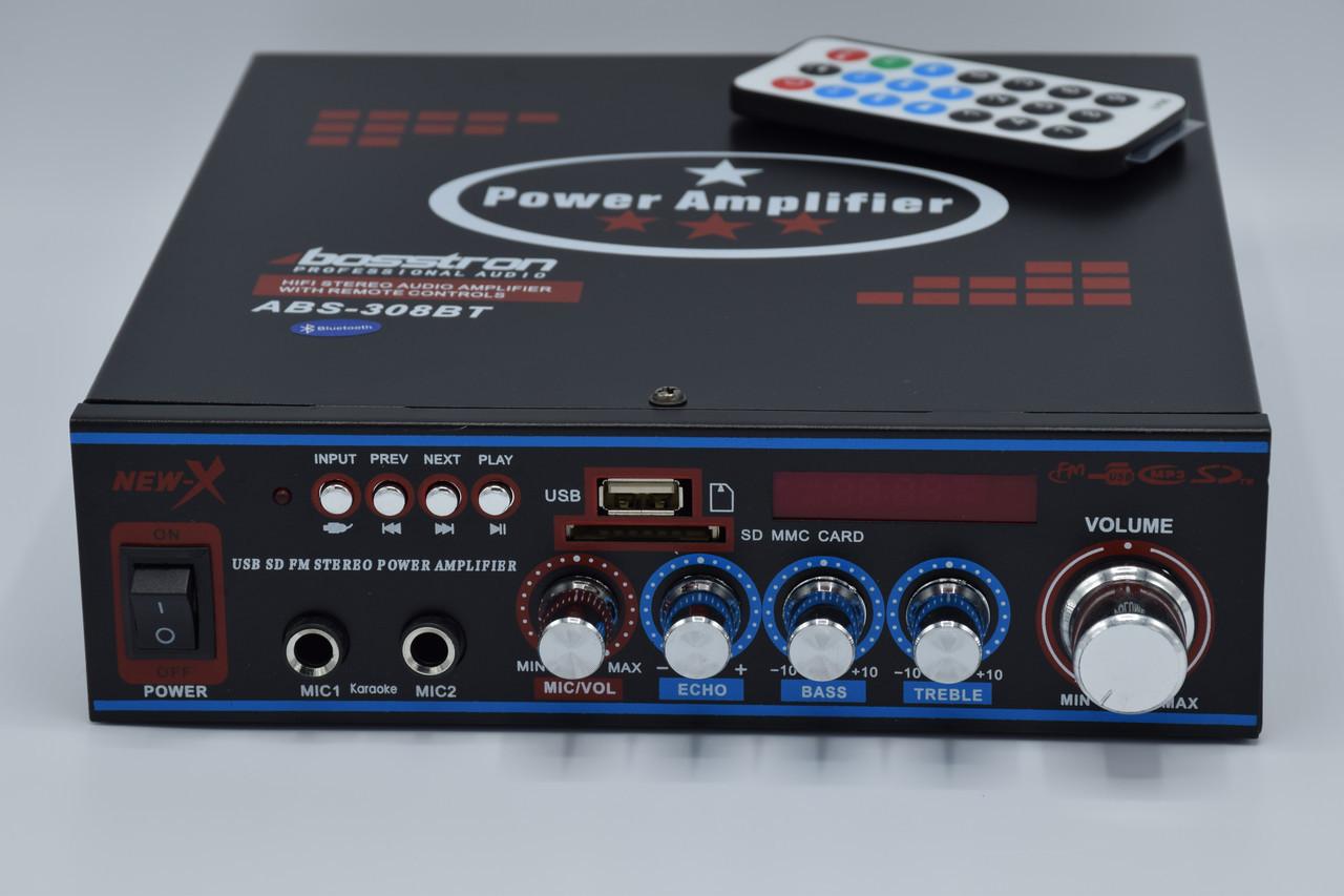 Усилитель звука Bosstron ABS 308BT