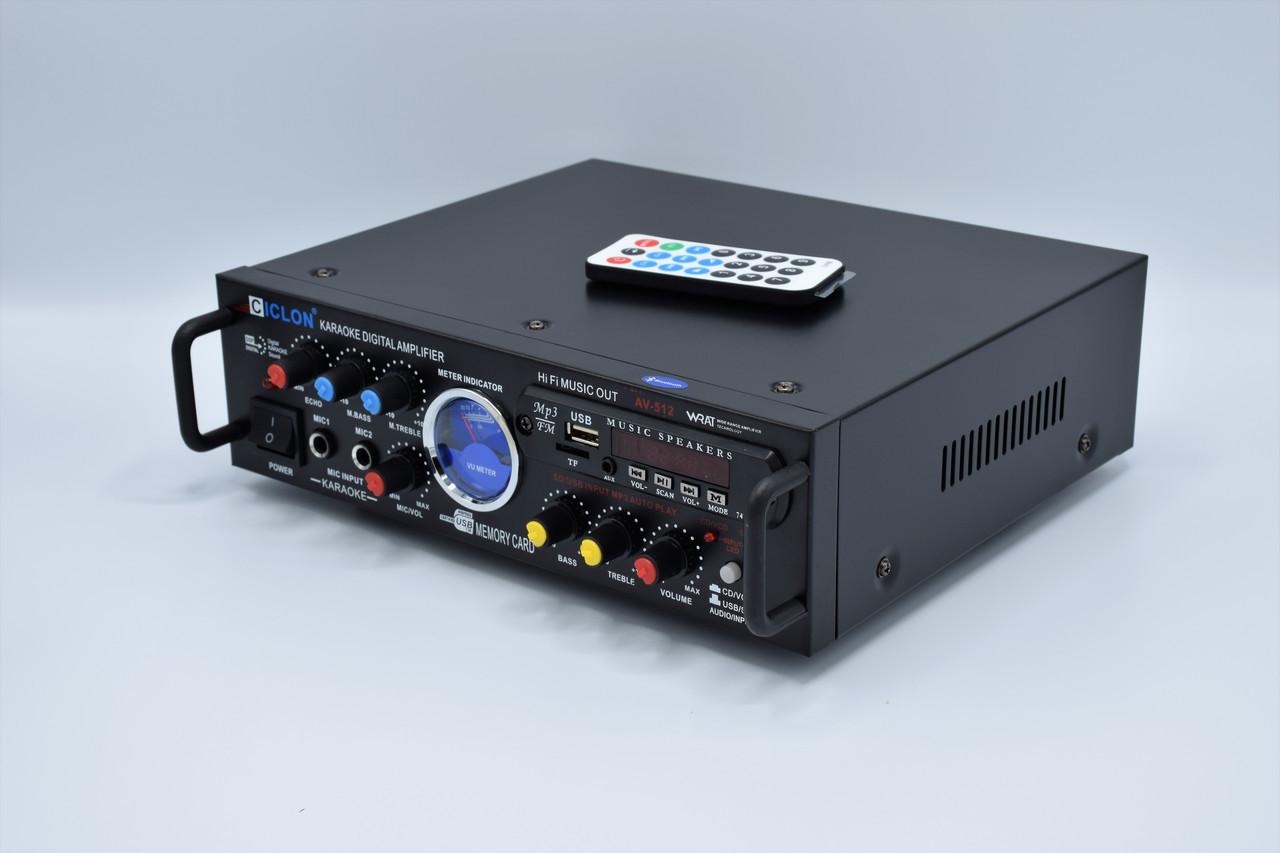 Усилитель звука CICLON AV 512