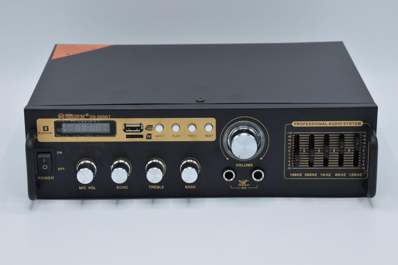 Усилитель звука MAX SN-888BT