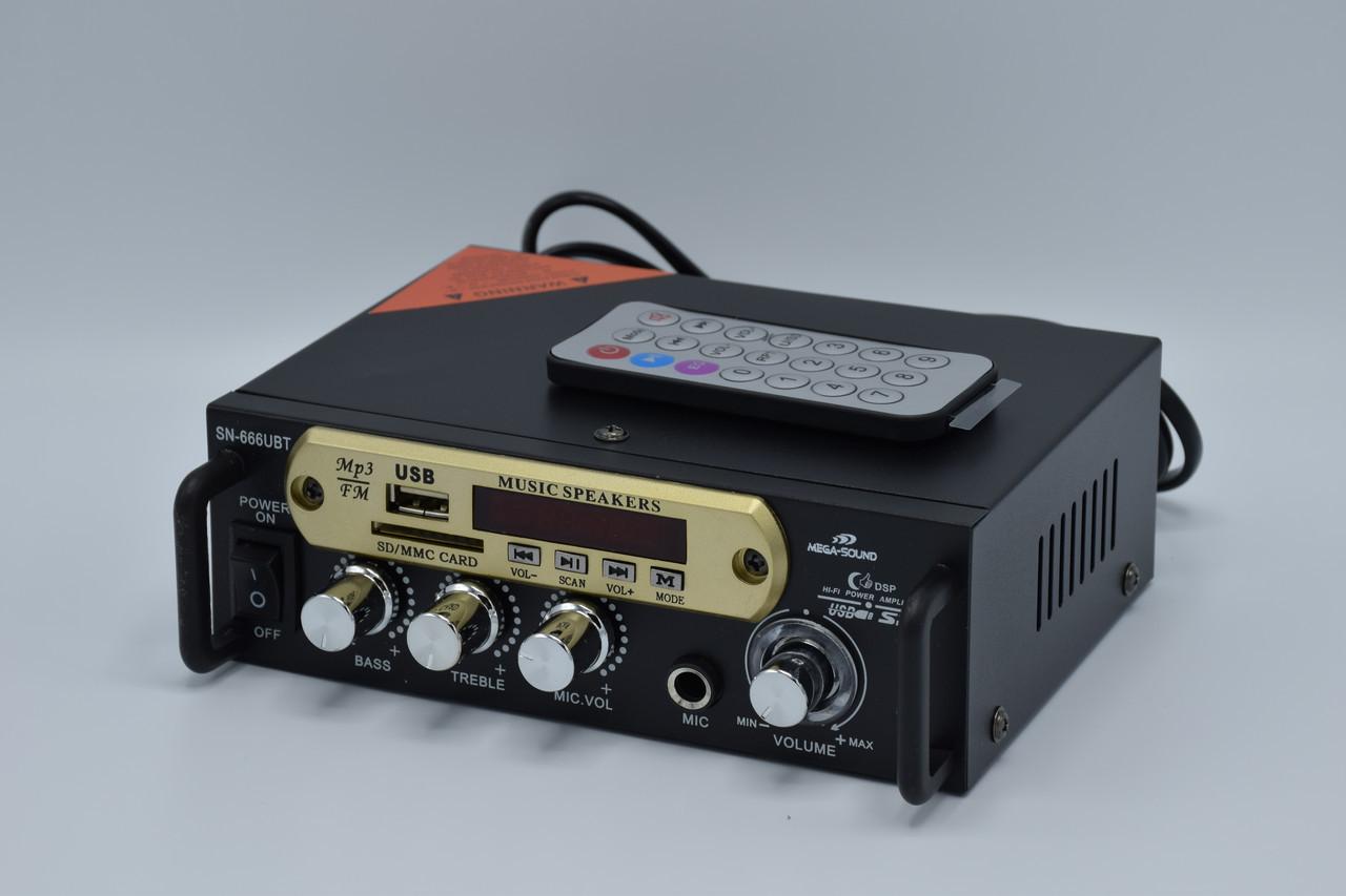 Усилитель звука Mega-Sound SN666UBT